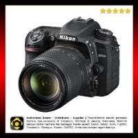 Nikon D7500 Kit 18-140mm - Black Premium