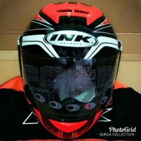 JAMINAN KUALITAS HELM FULL FACE!! HELM INK CL MAX SERI 5 ORIGINAL
