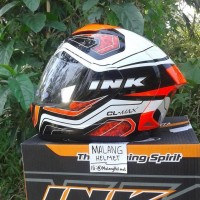 PROMOO HELM FULL FACE! HELM INK CL MAX SERI 5