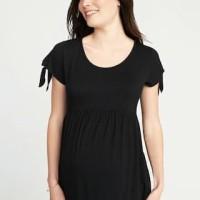 Maternity Blouse OldNavy Black Maternity Baju Hamil Branded Murah Ori