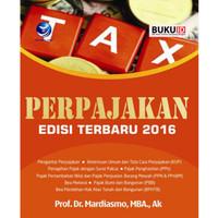 Buku Perpajakan Edisi Terbaru 2016 (HARGA SUPER SPESIAL TAHUN 2018)