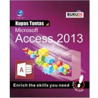 Buku Kupas Tuntas Microsoft Access 2013