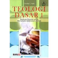 Buku Teologi Dasar 1