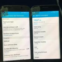 Samsung S6 edge docomo 64GB small show