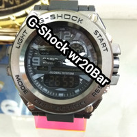 Jam G-Shock casio wr20Bar
