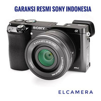 Sony 6000 Kit 16-50mm