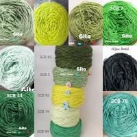 Benang Rajut Katun Lembut Helai Besar (Soft Cotton Big Ply)