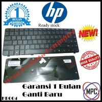 Keyboard Laptop HP Compaq Presario CQ42, G42 Series Hitam