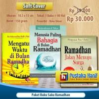 Paket 3 Buku Saku Ramadhan
