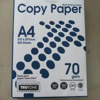 Kertas HVS A4 70 Gram Copy Paper