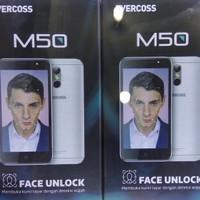 Hp Evercoss M50 New 4G Fingerprint Face Unlock RAM 1GB Internal 8GB