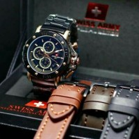 Jam Tangan Pria Swiss Army 9205 Original ( Model Alexander Christie ) 7007b73b73