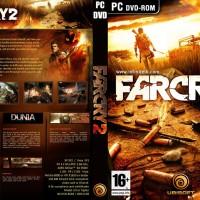 Kast DvD Game FAR CRAY 2 full version last update buat PC dan LAPTOP