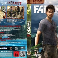 Kaset DvD Game FAR CRY 3 last update buat PC dan LAPTOP