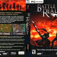 Kaset DvD Game STRATEGI BATTLE REALMS max update buat PC dan LAPTOP