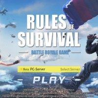 Kaset DvD Game RULE OF SURVIVAL ONLINE saingan PUBG buat PC dan LAPTOP