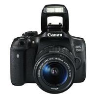 Kamera Canon EOS 750D Kit EF-S18-55mm