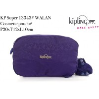 Tas Import Kipling Cosmetic Pouch WALAN 13343 - 24 PROMO.