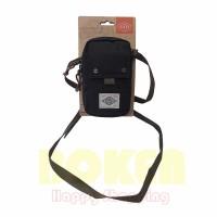 Tas Hp Eiger 910003998 001 Black Vessel Sling Smartphone Case