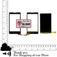 LCD TOUCHSCREEN NOKIA LUMIA XL DUAL RM-1030 1042 RM1030 LAYAR ORIGINAL
