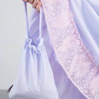 Mukena Abaya Tatuis for Hijabenka Jasmine Sambac Purple