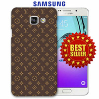 Casing Hp LV Pattern Samsung Galaxy A7(2016) Custom Case