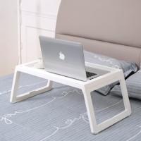 Meja laptop Belajar Lipat Portable simple dan elegan