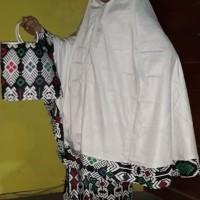 Mukena Etnik Pidie Dewasa