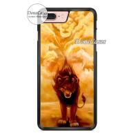 Casing iPhone 7 Plus The Lion King Mufasa Ghost Hard Case Custom