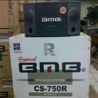 karouke bmb cs 750 R original - speaker pasif 8 inch oke Murah