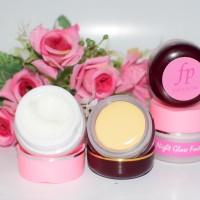 Jual paket murah pemutih wajah / krim siang malam / cream glowing Murah