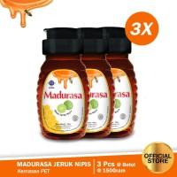 MADURASA BOTOL JERUK NIPIS 150 GR PET (bundle 3 pcs) FS