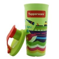 Tupperware Fun Tumbler - Green Murah
