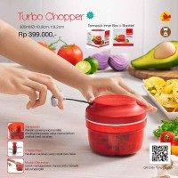 Tupperware Turbo Chopper Alat Cacah Murah