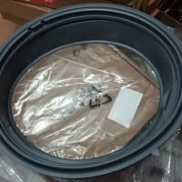 SEAL GASKET KARET PINTU DEPAN MESIN CUCI LG WD E1212TD / WD N1213D6