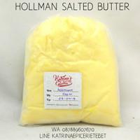 HOLLMAN SALTED BUTTER 500GR - MENTEGA ASIN