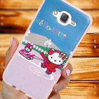 SOFT CASE DIAMOND KITTY SAMSUNG GALAXY V G313 GRAND DUOS I9082