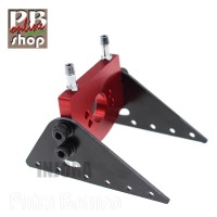 RC Boat Water Cooling Motor Fixed Bracket Motor Mount Holder 3650 540
