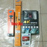SPECIAL Paket Komplit Kamera Sport Action 4k HD Go Pro Wifi Kogan Ton