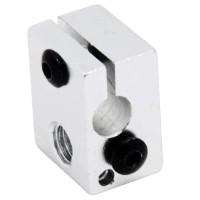 Termurah! Heat Block Untuk V5 , V6 J-Head Extruder Hot End 3D Printer