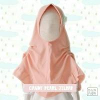 Jual Jilbab Anak instan Candy Pearl series by Bunayya Murah