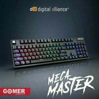 7c77a4c3222 DA Meca Master RGB Blue Switch - Digital Alliance Mechanical Keyboard