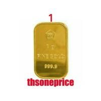 Harga 1 Gram Emas DaftarHarga.Pw
