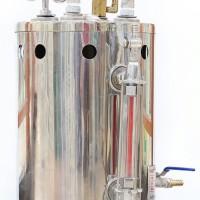 Setrika Uap Boiler Gas untuk Laundry, merk Anamoto 5L