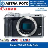 Canon EOS M6 Canon m6 Body Only Garansi Resmi 1 Tahun Limited