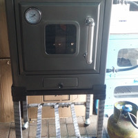 Oven gas BIMA MASTER 5444 (via expedisi)