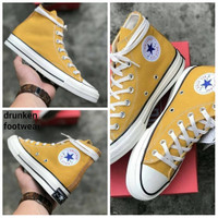 SEPATU CONVERSE ALL STAR 70S YELLOW - MIRROR QUALITY - KUNING ALLSTAR