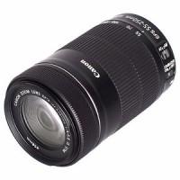 Canon EF-S 55-250mm f/4-5.6 IS STM EFS 55 250 mm STM zoom lens