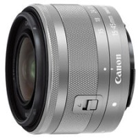 F/S New Canon EF-M 15-45mm F3.5-6.3 IS STM Lens for EOS M M2 M3 withou