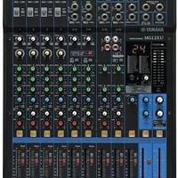 Mixer Yamaha MG12XU MG 12XU utk Sound System,Karaoke,Studio,Recording
